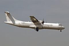 ATR 72-600 (EI-FMK) Stobart Air (boeing-boy) Tags: mikeling boeingboy atr72 eifmk stobartair southend