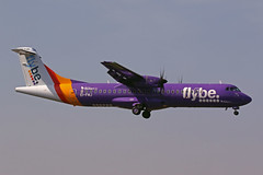 ATR 72-600 (EI-FMJ) Flybe (boeing-boy) Tags: mikeling boeingboy atr72 eifmj flybe southend