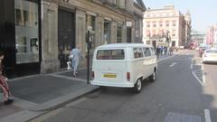 Volkswagen Bus Type 2 Wedding Vehicle Spotted In Glasgow Scotland - 3 Of 3 (Kelvin64) Tags: volkswagen bus type 2 wedding vehicle spotted in glasgow scotland