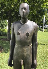 Total Stranger (LarryJay99 ) Tags: total strangers iv v vitotal gardennorton museum artwest palm beach floridaart workmuseumsflorida