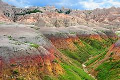 HMB_2102 (Hilary Bralove) Tags: badlands southdakota nikon landscape nature outdoors naturebeauty