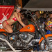 Girls and Bikes. Beauty Contest. Phuket Bike Week 2019, Patong beach, Thailand