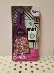 #Barbie #PowerPuffGirls #fashion #barbiefashionpack (wpnschick) Tags: barbiefashionpack barbie powerpuffgirls fashion