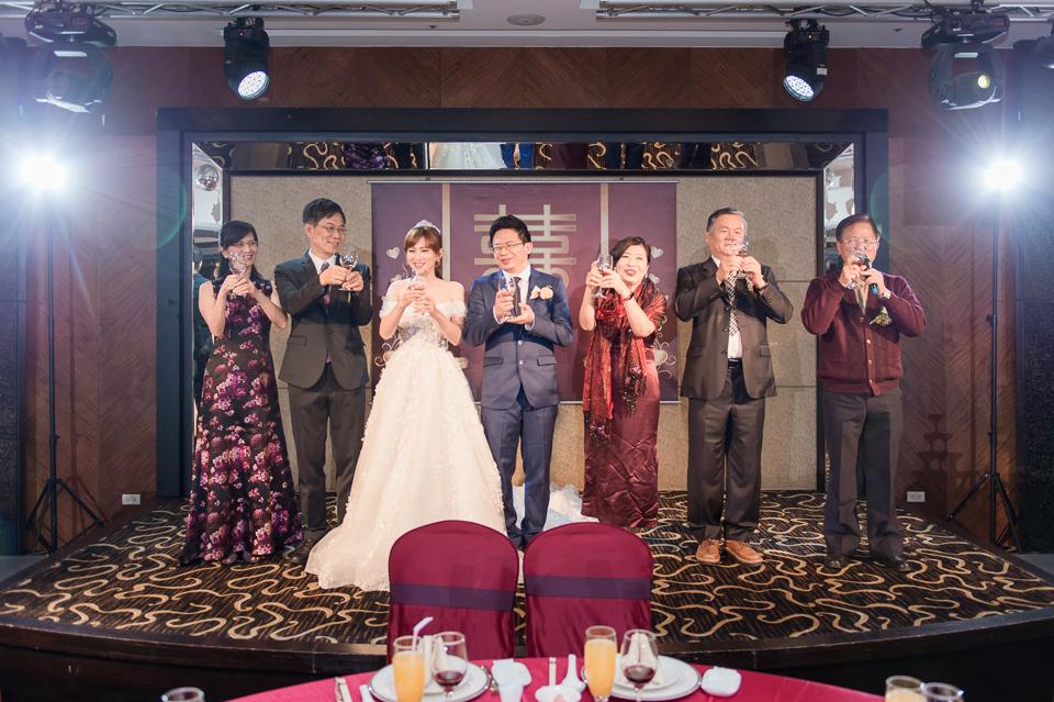 台南婚攝 桂田酒店 C & J 082