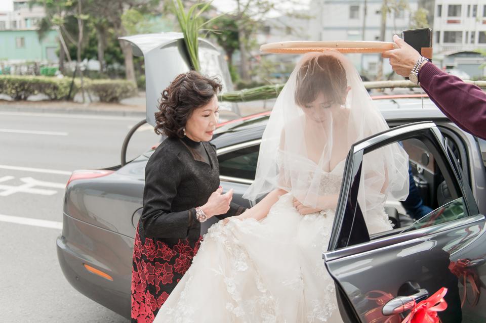 台南婚攝 桂田酒店 C & J 041