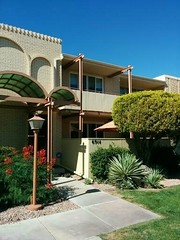 Ace's (32) (Peter Newton, Assoc AIA, CSBA, PMP) Tags: scottsdale arizona modernism modernphoenix modernarchitecture modernscottsdale 2016modernphoenixweek gardenapartmentdistrict