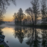 Reflections of Easter dawn thumbnail