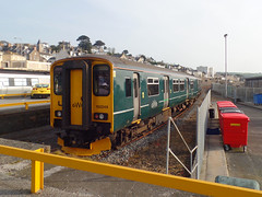 150249 Penzance (Marky7890) Tags: gwr 150249 class150 sprinter penzance railway cornwall cornishmainline train