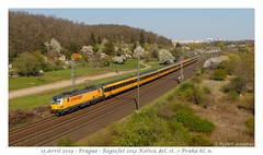 Br 193 205 RégioJet - Prague (CC72080) Tags: br193 ell regiojet vlak train zug personenzug treno locomotive lokomotive locomotiva lokomotiva prague praha