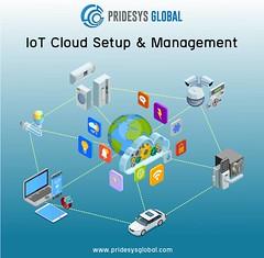 IoT Cloud Setup and Management (pridesysglobal) Tags: internetofthings iot ai artificialintelligence machinelearning