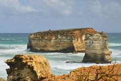 800_4649 (Lox Pix) Tags: twelveapostles australia victoria loxpix loxwerx landscape scenery seas seascape ocean greatoceanroad cliff clouds waves helicopter heritage