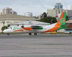 Zest Air                            Xian MA-60                               RP-C8894 (Flame1958) Tags: zest zestair zestairma60 ma60 mnl manilaairport manilaninoyaquinointernationalairport rpc8894 120213 0213 2013 xianma60 xianaircraft xian 4803