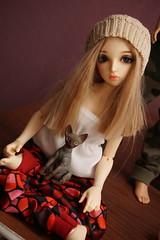 Clary & Assanii (Jelezrael) Tags: bjd doll puppe msd 14 fairyland minifee niella