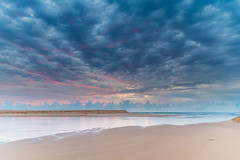 Early Morning Cloud Coverage at the Lagoon (Merrillie) Tags: daybreak sunrise cloudy water reflections newsouthwales clouds earlymorning nsw nature centralcoast lagoon morning outdoors coastal landscape sky waterscape dawn coast avocabeach australia