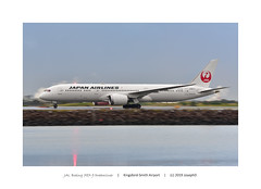 JAL (Joseph@Oz) Tags: boeing787 787 boeing dreamliner japanairlines jal