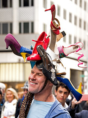 Easter Parade001_9 (janetliz) Tags: nyc newyork newyorkcity 5thavenue easterparade easter easterbonnet hat spring shoes