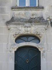 Maison de style Art Nouveau (1912) - 80 rue Marguerite de Navarre, Cognac (16) (Yvette G.) Tags: cognac 16 charente poitoucharentes nouvelleaquitaine architecture belleépoque artnouveau pierrechampeaux