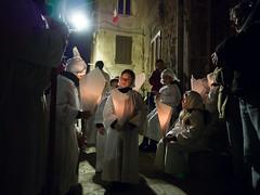 Holy Week (Franco & Lia) Tags: castelsardo sardegna sardinia settimanasanta holyweek street fotografiadistrada photographiederue strasenfotografie