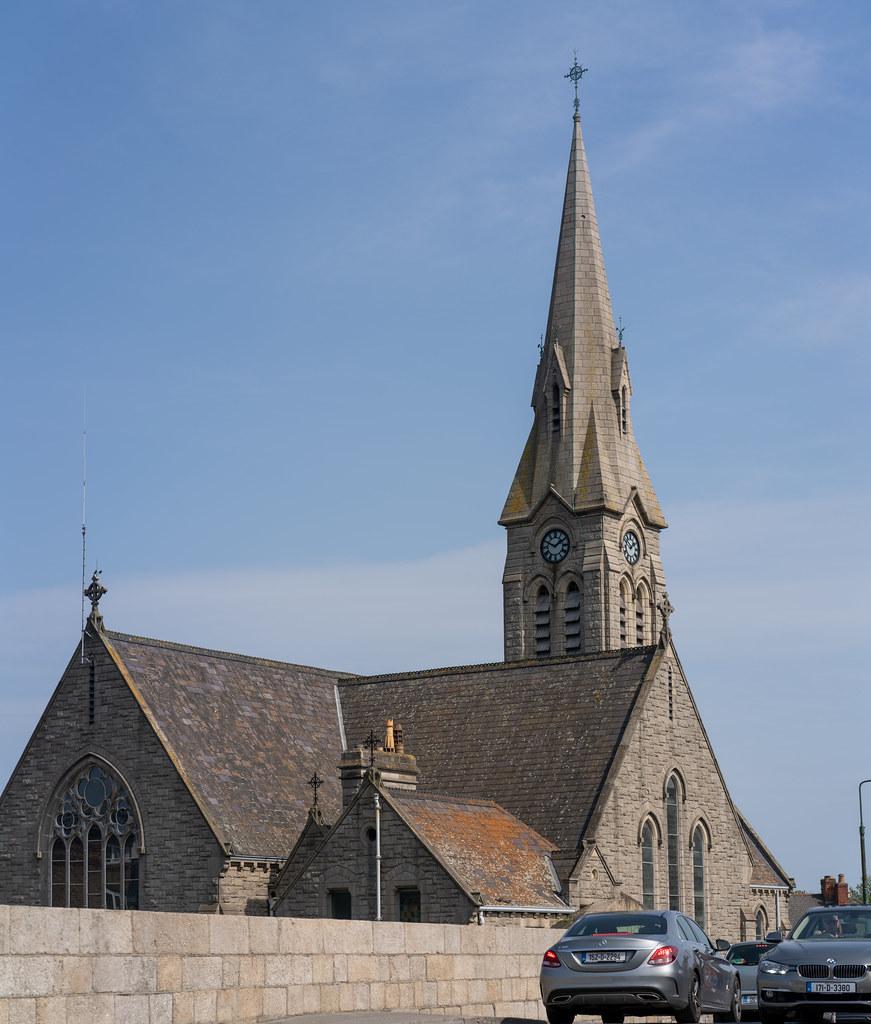 ST. PATRICK'S CHURCH THORNCASTLE STREET [RINGSEND]-151860