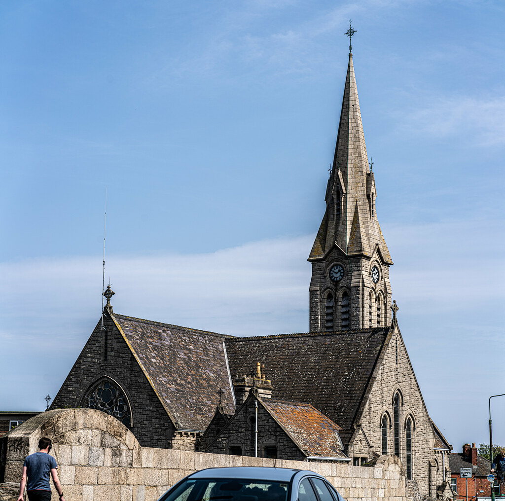 ST. PATRICK'S CHURCH THORNCASTLE STREET [RINGSEND]-151861