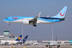 TUIfly / D-ATUC / B 737-8K5(SW) (karl.goessmann) Tags: tuifly b7378k5sw boeing datuc muc