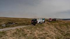 Fires on S Moor (Wayne Elsworth) Tags: dartmoor
