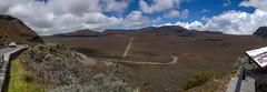 Route du Volcan, Reunion / Дорога на Вулкан, Реюньон (dmilokt) Tags: природа nature пейзаж landscape гора mountain вулкан volcan лава lava дорога road dmilokt панорама panorama