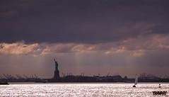 Liberty Island, New York (yravaryphotoart.com) Tags: libertyisland statueofliberty newyork yravaryphotoart canoneos7d canon canonef24105mmf4lisusm