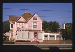 Henne's Homemade Candy, Ice Cream, State Street, Ukiah, California (LOC)