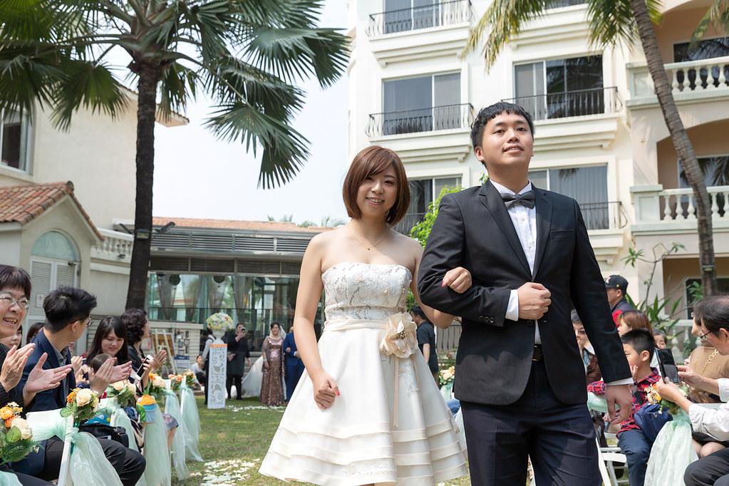台南戶外婚禮場地-台南商務會館62