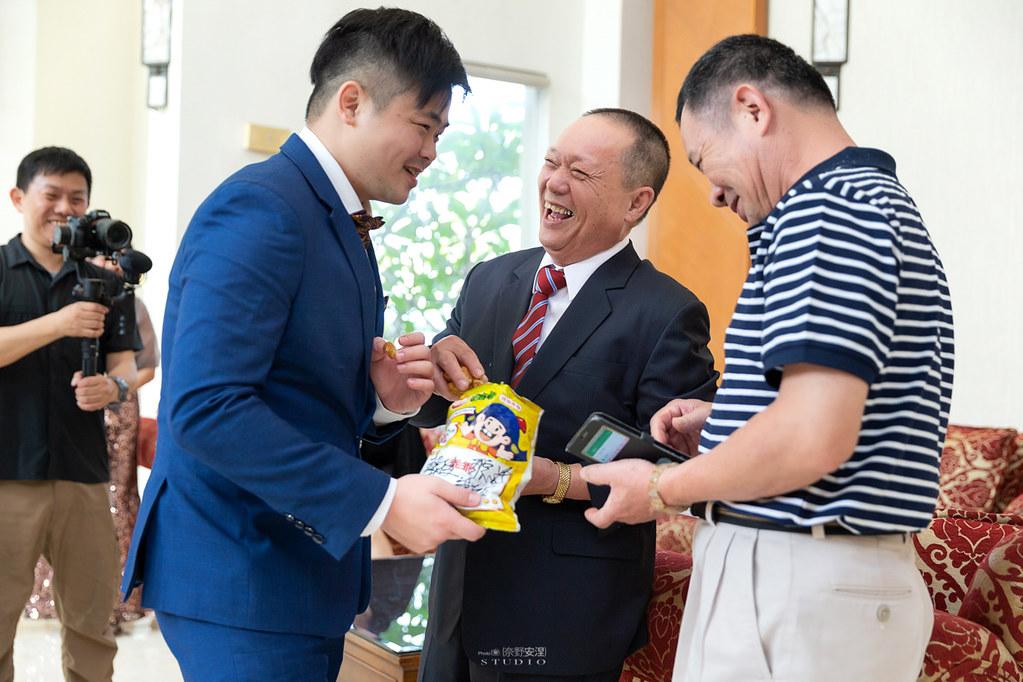 台南戶外婚禮場地-台南商務會館19
