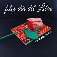 Origami Extra! Rose by @jonakashima #おりがみ #日本 #中國 #대한민국 #Uk #Deutsche #Россия #Ελλάς #春 #Diadellibro #santjordi #Origami #Paper #Foldedbyme #Foldoftheday #Instaorigami #Spring #ElParaiso #Apr #23 #2019 #Caracas #Venezuela #chicoquick (chicoquick) Tags: おりがみ 日本 中國 대한민국 uk deutsche россия ελλάσ 春 diadellibro santjordi origami paper foldedbyme foldoftheday instaorigami spring elparaiso apr 23 2019 caracas venezuela chicoquick