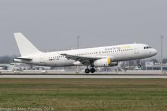 EC-LQL - 2002 build Airbus A320-232, arriving on Runway 08R at Munich (egcc) Tags: 1749 a320 a320232 airbus bavaria eciej eclql eddm eieuf franzjosefstrauss lightroom muc munich vlg vy vueling vuelingairlines vuelingcom