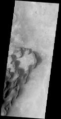 Kaiser Crater dunes (THEMIS_IOTD_20190423) (ASUMarsSpaceFlight) Tags: noachisterra kaisercrater dunes sanddunes activedunes dustdeviltracks themis thermalemissionimagingsystem asu arizonastateuniversity msff marsspaceflightfacility nasa marsodyssey philipchristensen schoolofearthandspaceexploration sese mars marswatch