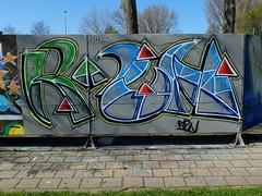 Couwenhoek (oerendhard1) Tags: graffiti streetart urban art rotterdam oerendhard couwenhoek risn