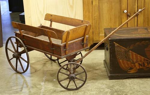 Wooden Wagon ($476.00)