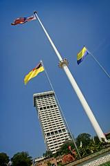 IMG_2013 (bob_rmg) Tags: tui marella discovery thomson malaysia flag pole kuala lumpur cruise