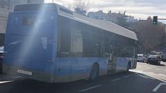 Scania N280 UB (CNG) Castrosua New City de la Emt de Madrid 2071 (elpolakillo) Tags: castrosua bus autobus emtmadrid