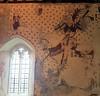 15th Century wall paintings, St Cadoc's Church, Llancarfan, Glam (janetg48) Tags: gwuk church wallpaintings stgeorgeandthedragon llancarfan glamorganshire stcadoc