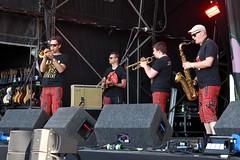 178-20180602_14th Wychwood Music Festival-Cheltenham-Gloucestershire-Main Stage-New York Brass Band (Nick Kaye) Tags: wychwood music festival cheltenham gloucestershire england
