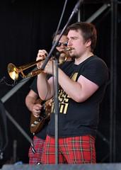 183-20180602_14th Wychwood Music Festival-Cheltenham-Gloucestershire-Main Stage-New York Brass Band-trumpet 2 (Nick Kaye) Tags: wychwood music festival cheltenham gloucestershire england