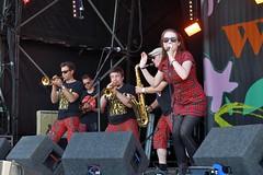 181-20180602_14th Wychwood Music Festival-Cheltenham-Gloucestershire-Main Stage-New York Brass Band (Nick Kaye) Tags: wychwood music festival cheltenham gloucestershire england