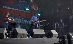 197-20180602_14th Wychwood Music Festival-Cheltenham-Gloucestershire-Main Stage-Field Music on stage (Nick Kaye) Tags: wychwood music festival cheltenham gloucestershire england