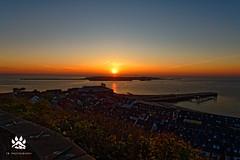 NZ7_2628_DxO (Tobias Rauch Photography) Tags: deutschland sonne sonnenaufgang sunrise sun helgoland landschaft natur nature landscape nikon nikonz7 photography fotografie