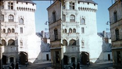 Batch E 0138 (dizzygum) Tags: vintage stereo 3d slide image france 1960 chateau loches