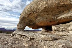 Like A Rock (Blue Sky/Red Rocks\Jeep) Tags: utah hiking redrocks adventure formations exploring southwest