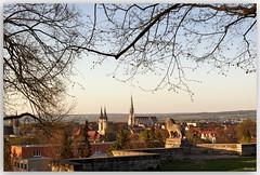 evening mood (lichtauf35) Tags: sl1 pancake ef40stm mühlhausen cityscape marienkirche thüringen favouriteplaces lights shadows moody onexplore 2000views lichtauf35