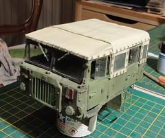 dsc07952 (enrico_crespi) Tags: fiat 6605 tm69 fh70 paper model modellismo