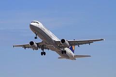D-AISV A321 Lufthansa 14th April 2019 (cvtperson) Tags: daisv a321 lufthansa faro airport fao lpfr