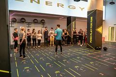20 Febrero 2019 Evento (Pavigym Int) Tags: sprint track interactiveflooring influencers energy warm up explanation prama fitness event